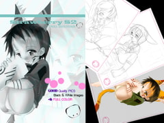 Strawberry Shota Sketch Book Two [B.C.Studios]