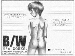 B/W ver1.01 [M's WORKS.]