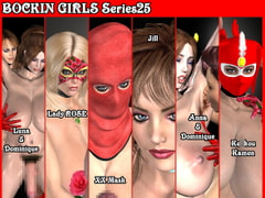 BOCKIN GIRLS Series 25 [Think Parton]