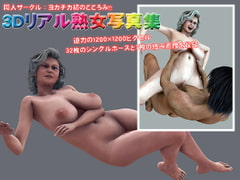 3D realistic matured woman's album [Yogachika]