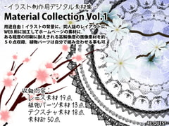 イラスト制作用素材集 Material Collection Vol.1 [RE:QUEST]