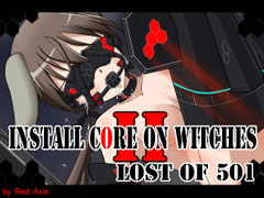 install core on witches 2 [Red Axis]