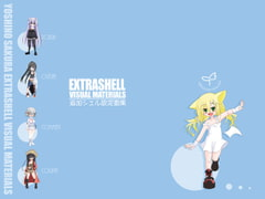 EXTRASHELL VISUAL MATERIALS [ねこかん]