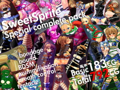 SweetSprite Special Complete Pack [SweetSprite]