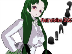 Hairstyles 005 [3Dpose]