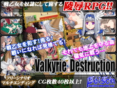 Valkyrie Destruction [ぽいずん]