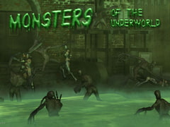Monsters of the underworld [Lynortis]