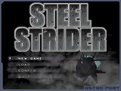 STEEL STRIDER [ASTRO PORT]