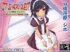 The Shota Hero's Quest With His Two-Faced Sperm Stealing Maid [ristorante]