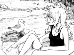 Jonathan the Seagull [couleur]