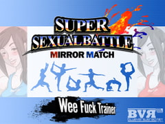 Super Sexual Battle: Mirror Match [BlueVersusRed]