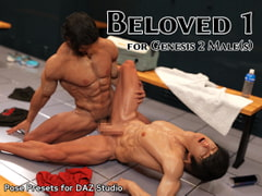 "3D Poses ""Beloved 1 for Genesis 2 Male(s)"" [irohamomiji]"