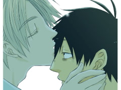 A Kiss For Foreign Blue [Nejimaki Pierrot]