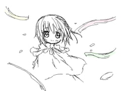 Rough Illustrations 3 [sea of apple]