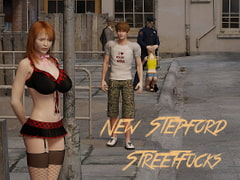 New Stepford - Downtown Streetf*cks [Lynortis]