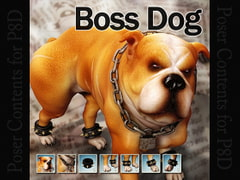 Boss Dog for CL-Bulldog [Choco]