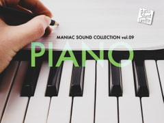 Maniac Sound Collection PIANO [ayato sound create]