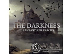 THE DARKNESS: Royalty-free BGM Vol.31 - 20 Fantasy RPG Tracks WAV+MP3 [StudioKannazuki]