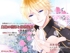 Bride in a Cage and the Tale of the Ring (Black Rose Prince) [Crimson Rose]