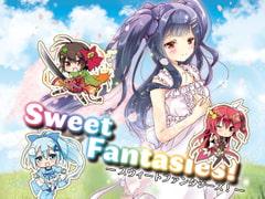 Sweet Fantasies! 花騎士オムニバス小説