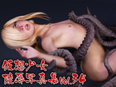 仮想少女陵辱写真集 Vol.34