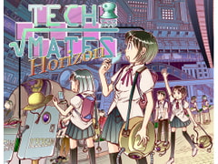 Tech-mates Horizon [まるちぷるCAFE]