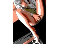 キスとたっぷりのクンニと69で狂ってしまうアニメ声ロリ人妻ちゃんです*音量注意 (舌技のみです) - Product Image