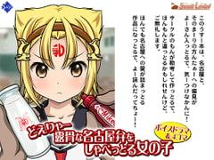 【ボイスドラマ&4コマ】どえりゃー露骨な名古屋弁をしゃべっとる女の子