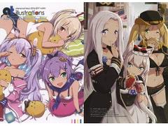 at illustrations Az○r lane & Kantai C○llection