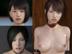 3DCG即ヌキ主観動画 四肢欠損・四肢切断版