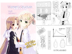 Women's Structure 女性のしくみ Vol1
