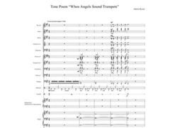 Tone Poem 'When Angels Sound Trumpets' [Gamon-ya]