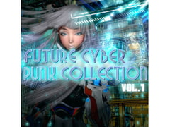 Future Cyber Punk Collection Vol.1 [TK Projects]