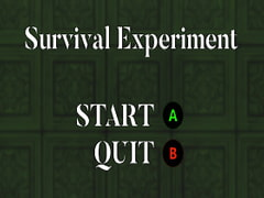 Survival Experiment [All Sources]