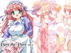 Pure the Pure vol.3 オリジナルイラスト集