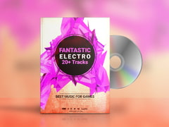 [Royalty-free] Fantastic Electro Game Music Collection [SOUND AIRYLUVS]