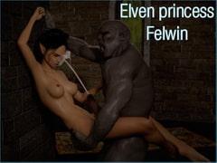Felwin Elven Princess