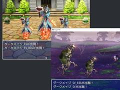 "2D・RPG用敵グラフィック021""ダークメイジ"""
