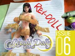 The Senshi Dolls #6 - Tested