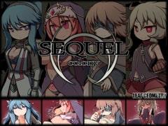 SEQUEL colony 【繁体字】
