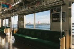 電車のバイノーラル録音