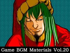 Game BGM Materials Vol.20