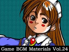 Game BGM Materials Vol.24
