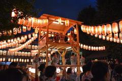 夏祭り風BGM